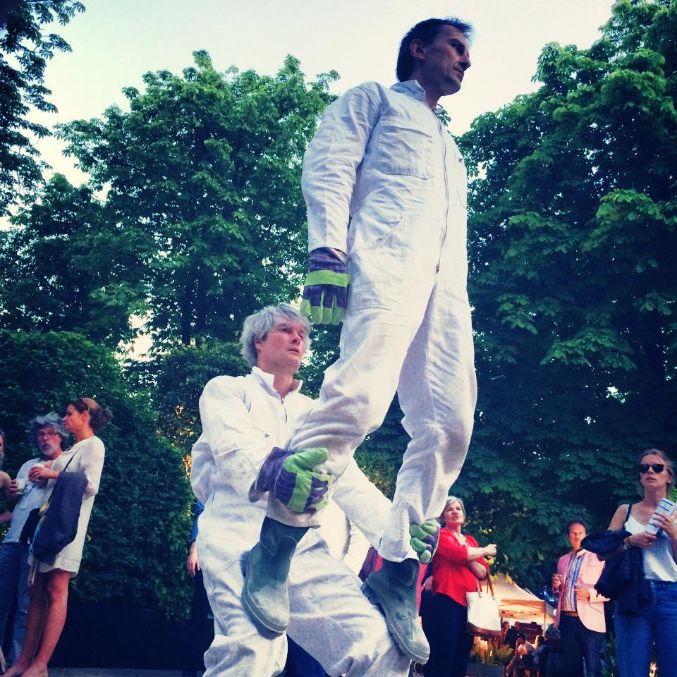 Carré des Sangliers... Jardins, Jardin le 04/06/2015 au Jardin des Tuileries